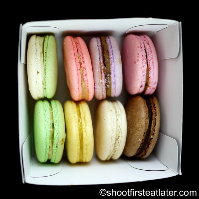 The Noodle Bakes - macarons