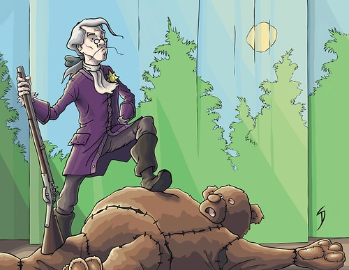 'The Last Bear' 20 by David A Sutton