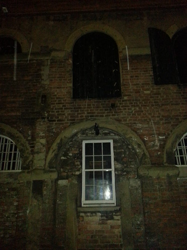 Ghost Hunt at Galleries of Justice - The Hanging Door