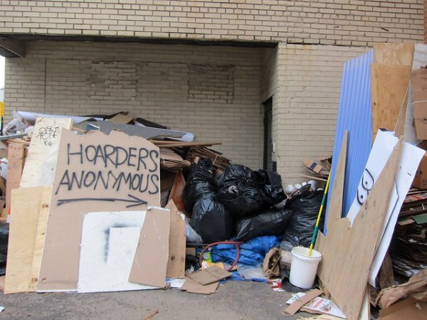 Hoarders Anonymous