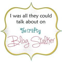 The Crafty Blog Stalker