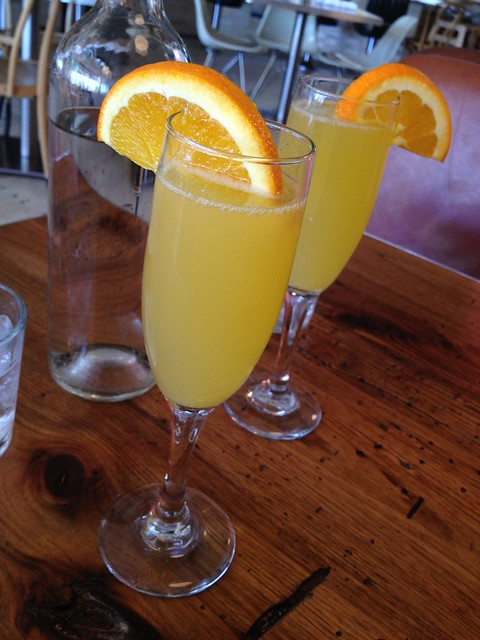 Mimosas - King's Highway
