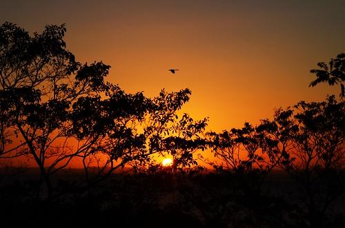 Isla de Ometepe sunset