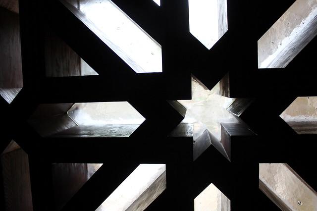 Cordoba mezquita closeup
