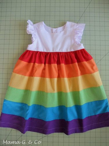 Rainbow Dress (1)