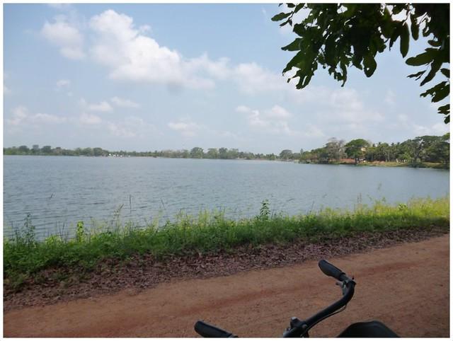 View of Tissa Wewa