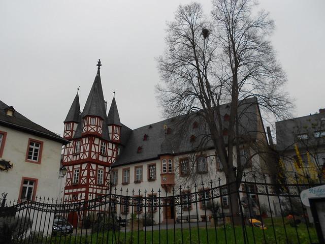 Blogtrip Frankfurt y Rüdesheim