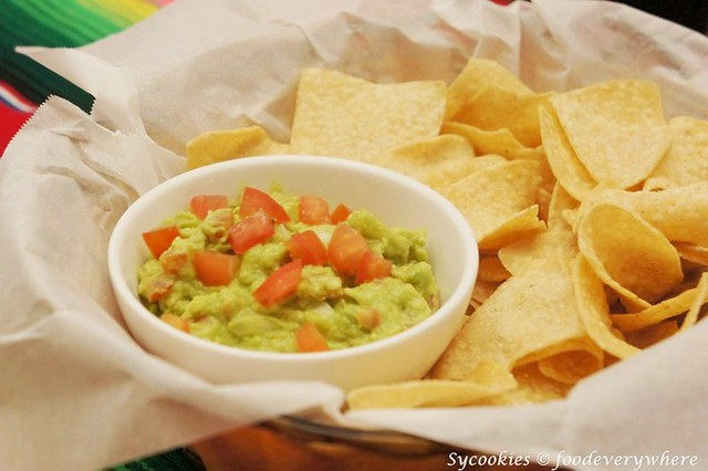 1.Top-Shelf Guacamole- served with tortilla sombrero-frontera sol of mexico (5)