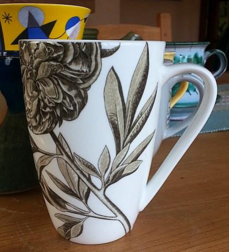 Engraving mug