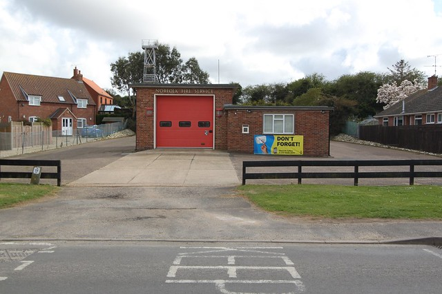 Wells-next-the-Sea Fire Station, Norfolk