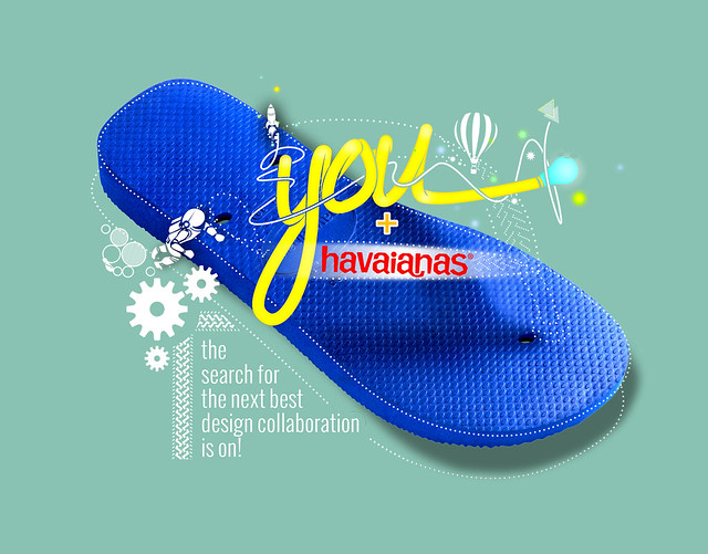 YOU + Havaianas Key Visual
