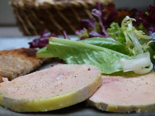 Les Cocottes, Foie Gras