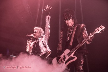 Sixx A.M. @ Abbotsford Centre - September 9th 2016