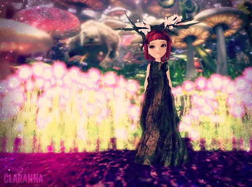 CK Luth Avatar + Leafy Elf Ears + Sakura