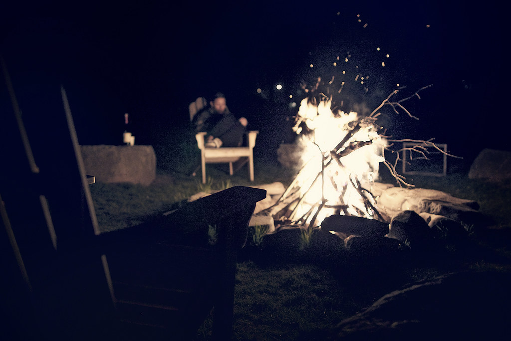 Catskill Bonfire Night