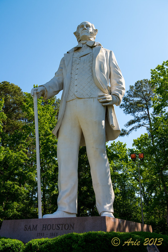 Big Sam Houston Statue