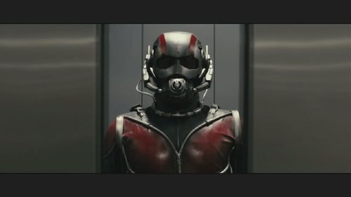 Ant-Man Movie - Costume Front