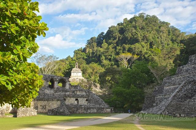 naturist 0020 Palenque, Chiapas, Mexico