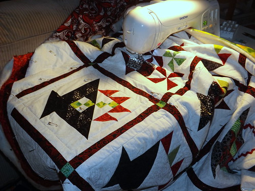 Quilting Up