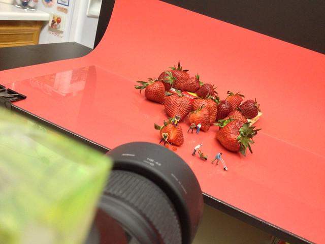 Berry Hard Work Setup (6/11)