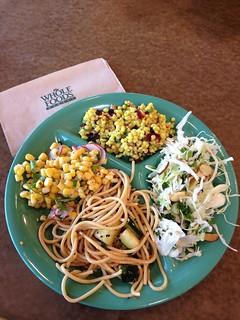Whole Foods tastiness
