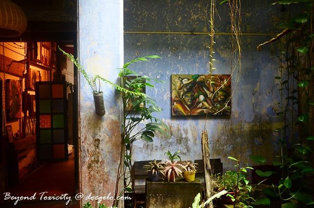 the baboon house, melaka