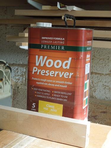 Premier Wood Preserver