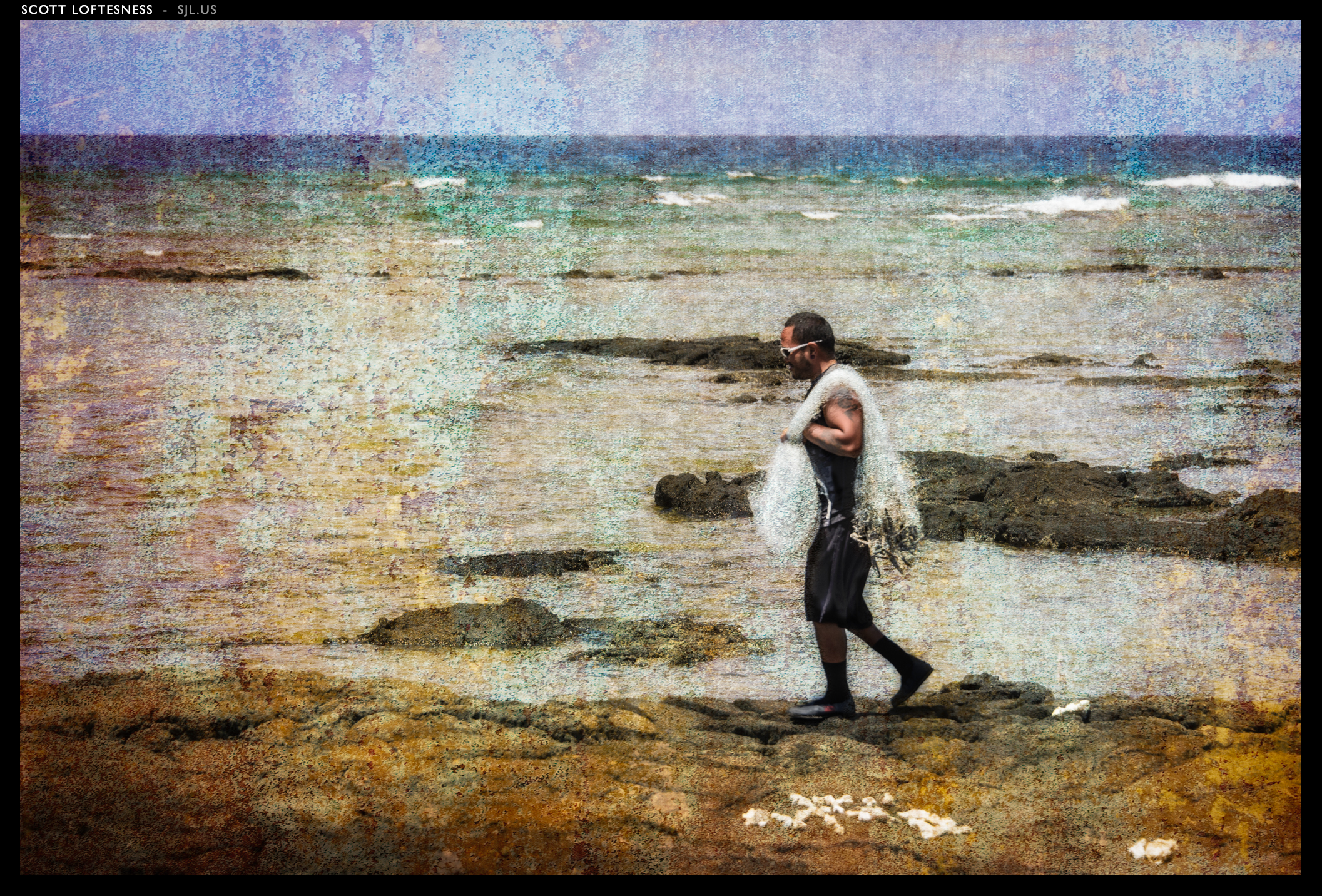 Fisherman - Hawaii - 2013