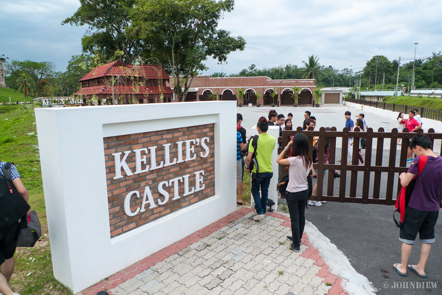 Kellie's Castle - 01