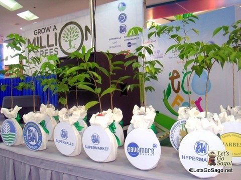 Grow A Million Trees by SM