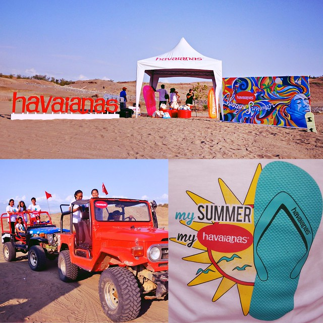My Summer, My Havaianas Sandboarding & 4x4 Wheel Drive Adventure 3