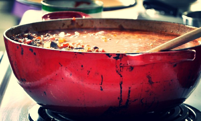 Beef and Chipotle Chili