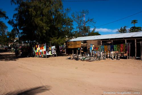 Tofo Market, Mozambique