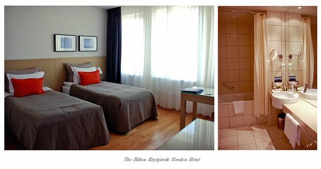 The Hilton Reykjavik Nordica Hotel