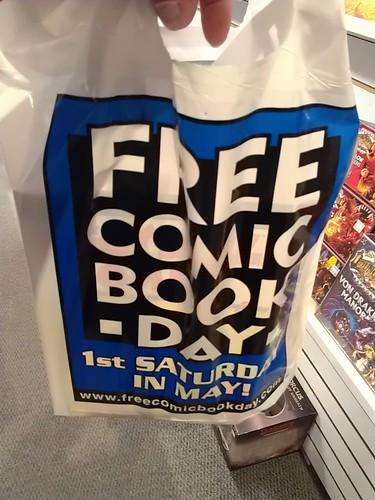 Let Free Comic Book Day begin!