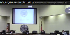 Lowndes County Commission
