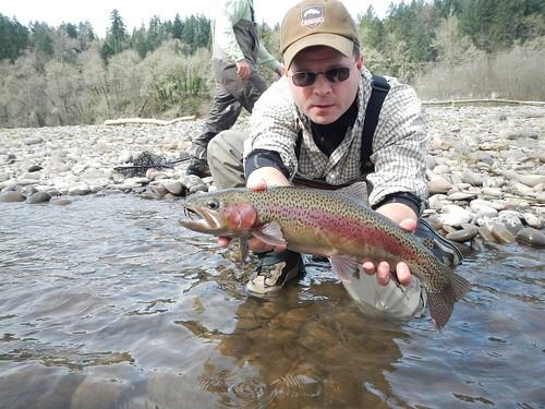 Wild McKenzie River Rainbow