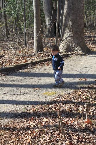Leesylvania Park - Sagan Jogs to Next Station