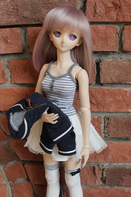 Volks Sailor Tulle Skirt set
