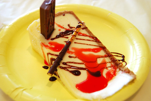Mochi cheesecake