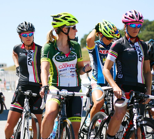 Women's Pro Cycling road race start Sea Otter Classic 2013