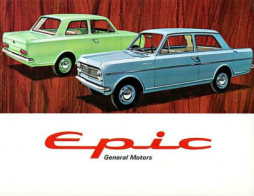 1964 Envoy Epic Line
