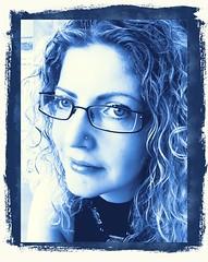 Blue me