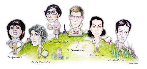 Caricaturas de www.carlosgarciarubio.com