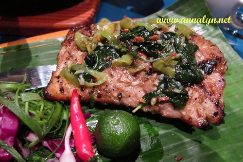 Grilled Tuna Belly