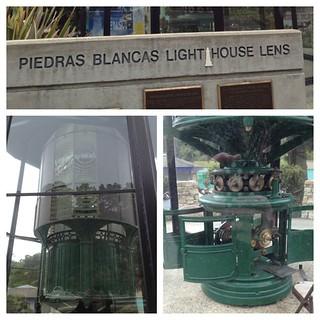 Piedras Blancas Light House Lens
