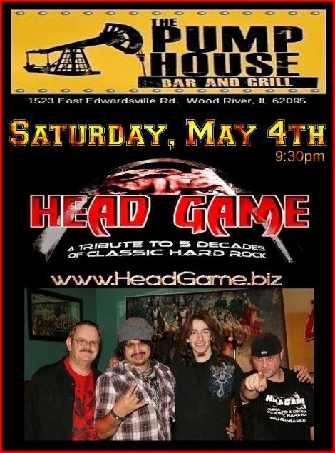 Head Game 5-4-13