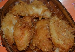 Padang - Banana Fritter