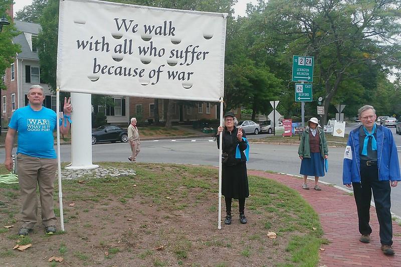 Concord, MA Peace Walk - CNV 2016 (2)