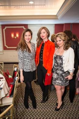 Jessica Hon, Sonya Molodetskaya, Rada Katz
